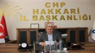 CHP İl Başkanı Nazım Demir'den Kurban Bayramı mesajı