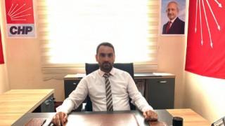 CHP Şemdinli İlçe Başkanı Karakoç'un mesajı
