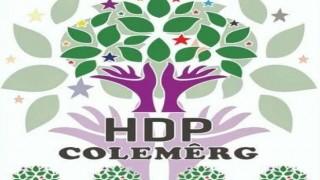 Hakkari HDP'den Kurban Bayramı Mesajı