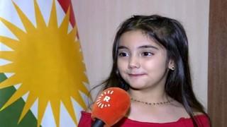 Küçük Lavin Kanada'da üçüncü kez 'En İyi Çocuk Model' seçildi