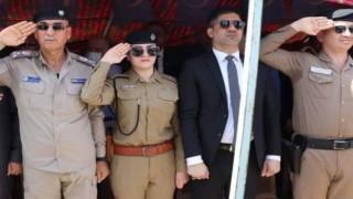 Türk bayrağı ile selam veren güvenlik yetkililerine soruşturma
