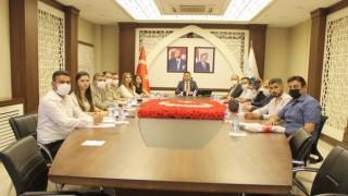 Hakkari'de çocuk koruma kanunu toplantısı yapıldı