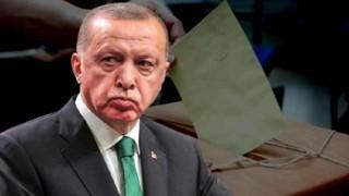 AKP'ye yakın şirketin anket sonucuna göre Erdoğan kaybediyor