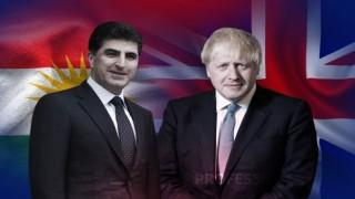 Başkan Neçirvan Barzani, Boris Johnson ile bir araya gelecek