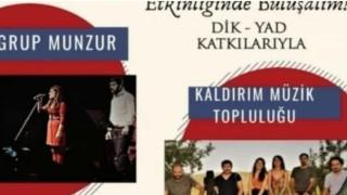 Halk Buluşması Konserleri'ne 'ihbar var' gerekçesiyle yasak