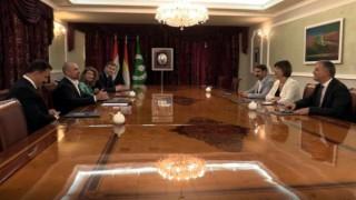 HDP heyeti ile YNK Eşbaşkanı arasında 'ulusal birlik' görüşmesi