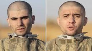 İki askerin yakılma fetvasını veren IŞİD'in 'kadısı' tutuksuz yargılanıyor'