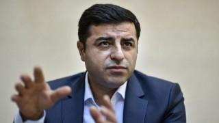 Kürt sorunu tartışmalarına ilişkin bir açıklama da Demirtaş'tan