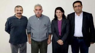 Öcalan: CHP haklı, bu hukuk dışı