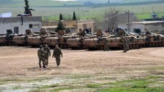 Türkiye'nin Başika'daki askeri üssüne roket saldırısı