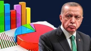Ak Parti 'den 4 seçim anketi: Durum bıçak sırtı
