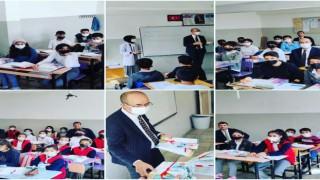 Başkan Büyüksu'dan öğrencilere kitap desteği