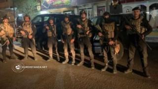 Iraklı güçlerden Kerkük'te Kürtlere gözaltı