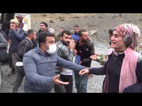 Hakkari'de hayvanlarını ararken dağdan düşen Selim Tertemiz ağır yaralandı