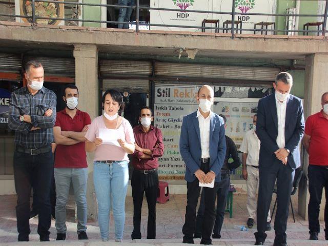 HDP'den Tutuklama Tepkisi